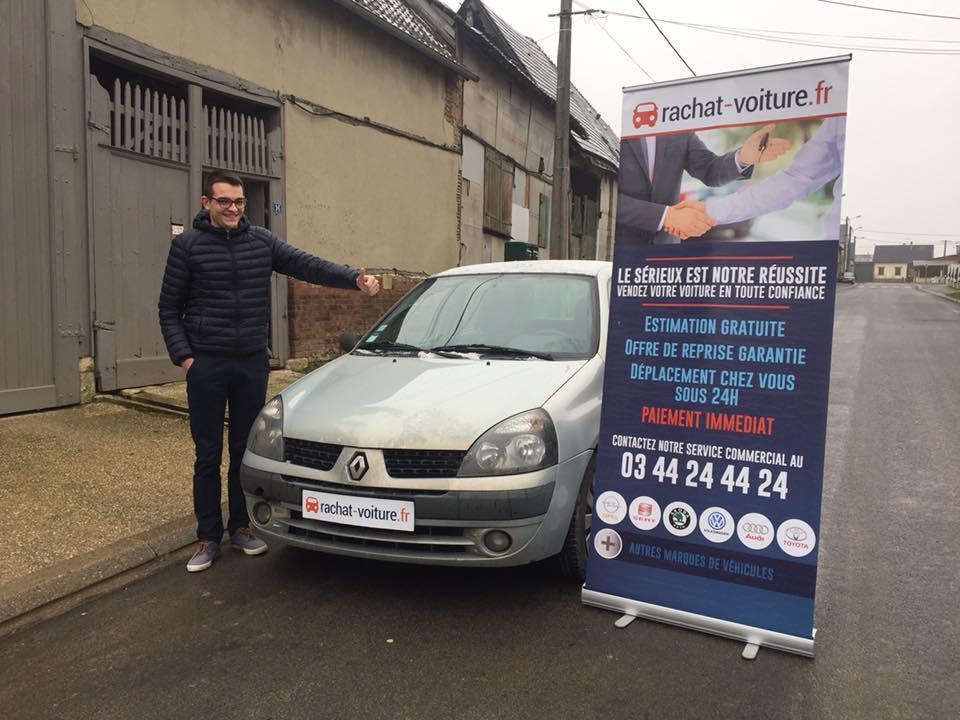 vendre ma voiture rapidement gratuitement